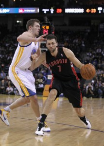 Game-Day Preview: Toronto Raptors Play Host To Curry, Lee, Golden State Warriors