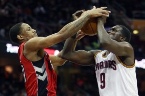Post Game Report: Raps Overcome Sloppy Play to Come Away with Victory in Cleveland
