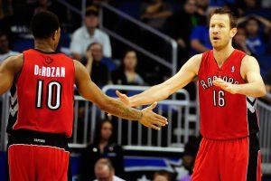 Raptors Trade Steve Novak to the Utah Jazz
