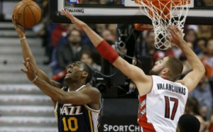 Post Game Report Card: Raptors take over late, win versus Jazz