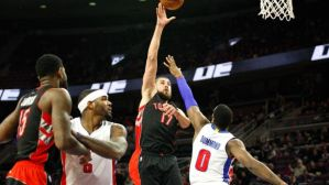 POST GAME REPORT CARD: Raptors beat the Pistons to win their fifth straight
