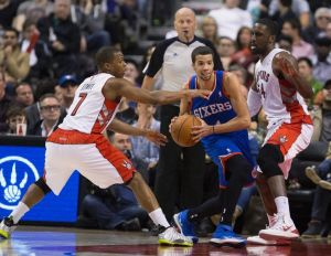 Game Day Preview: struggling Raptors host lowly 76ers