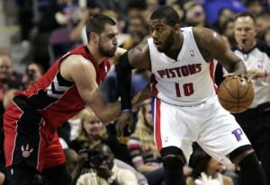 Game Day Preview: Raptors look to keep rolling vs Pistons