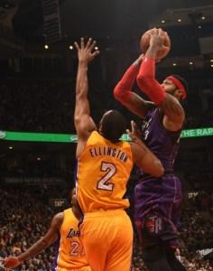 Post game report card: Raptors disarm elite Lakers