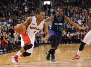 Game Day Preview: Toronto Raptors look to set franchise mark in wins against the Hornets