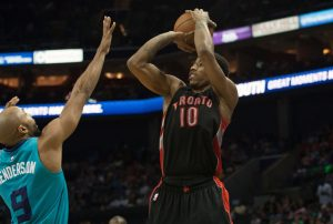 Post Game Report Card: The Raptors blowout the Hornets on the road