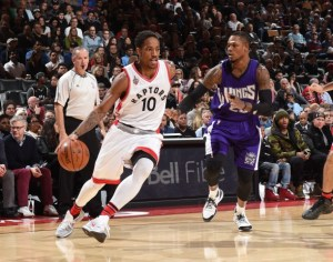 Post Game Report Card: Lowry ejected as Raptors fall to Kings