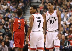 Post Game Report Card: Raptors keep rolling in dominant win over Wizards