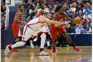 Post Game Report Card: Raptors use huge second quarter to sweep Clippers
