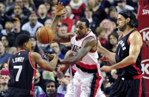 Post Game Report Card: Raptors get first win in Portland since 2006
