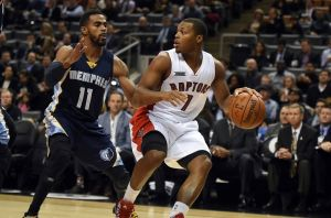 Post Game Report Card: Raps grind out win over Grizz