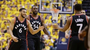 Toronto Raptors prove they're the better team in Game 3