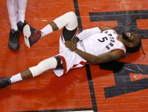 DeMarre Carroll questionable for Game 6