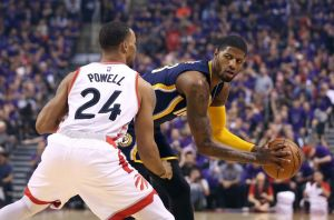 Toronto Raptors get ready for Game 7 against the Indiana Pacers
