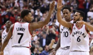 Post Game Report Card: Toronto Raptors down Miami, even series 1-1