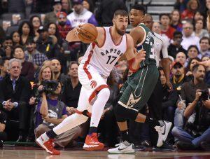Toronto Raptors Postgame: Raptors offence falls flat in series opener