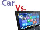 Car run over microsoft surface durability