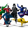 Jabbawockeez Group Image Nonsense