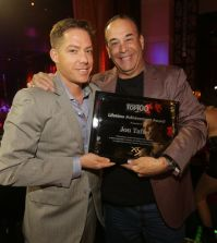XS - Nightclub and Bar Platinum Party - Jesse Waits and Jon Taffer