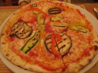 Al Vaporetto Pizza
