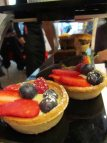 Number Twelve Fruit Tarts