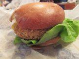 Prime Burger Veggie Truffle Burger