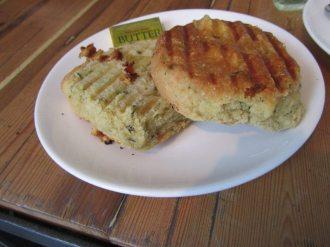 Yumchaa Cheese Scone