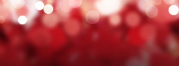 red-christmas-lights-background