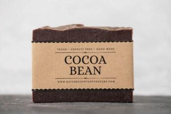 Cocoa Bean Soap