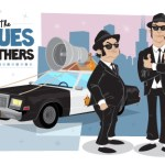 Animated Blues Brothers