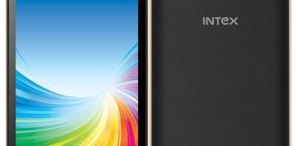 Intex Cloud 4G Smart