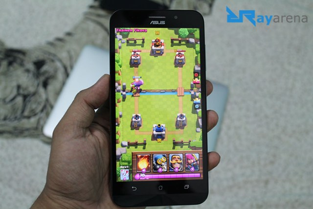 Zenfone Max Review gaming