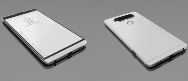 LG V20 leaks