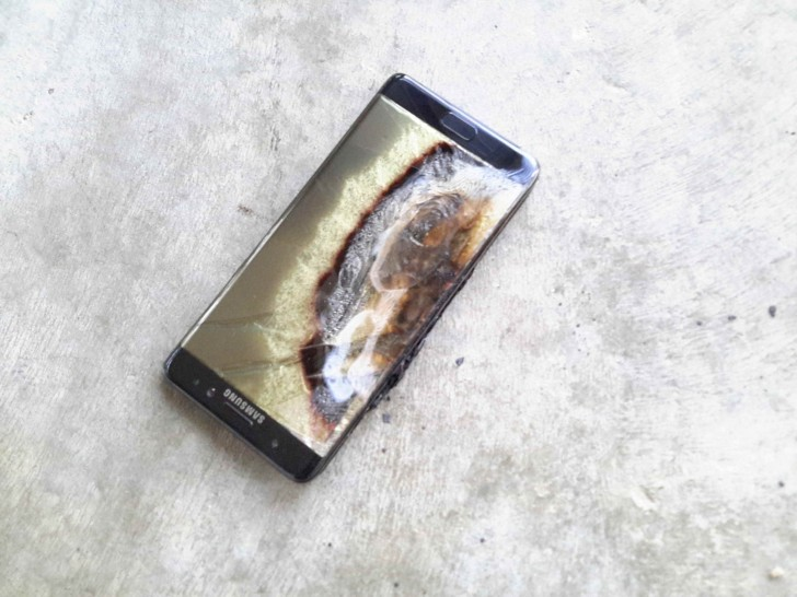 Swap Your Note 7 for Another Samsung Phone, Get $100