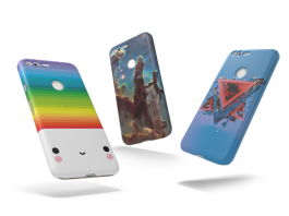 Google live cases for Pixel phones