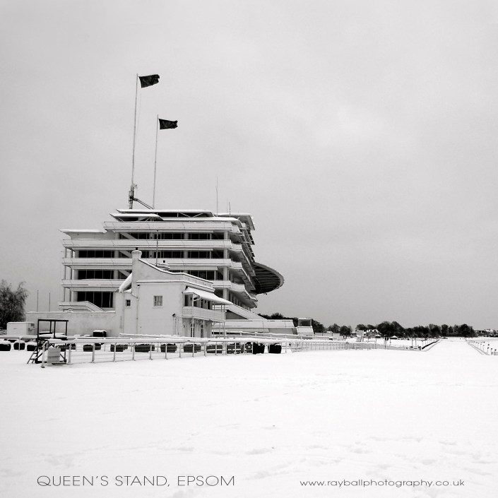 Epsom Race Course Grand Stand