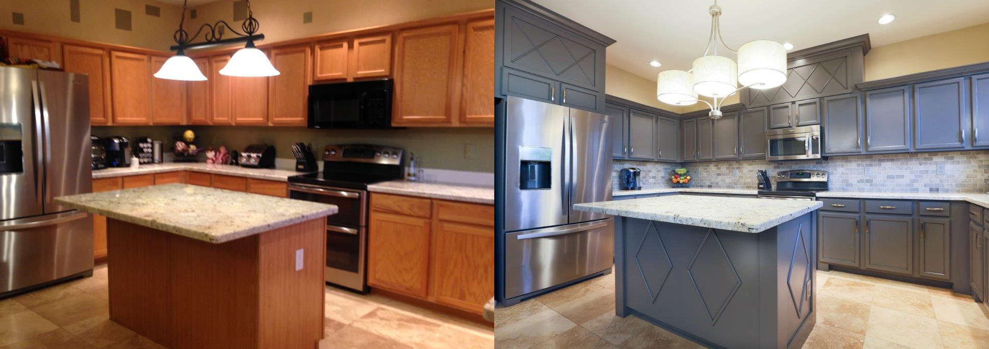 cabinet refinishing refinishing kitchen cabinets kitchen cabinets refinished 6