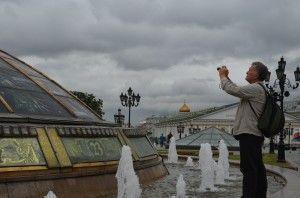 En Moscú - julio 2013