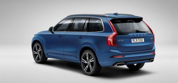 Volvo XC90 R DESIGN 7