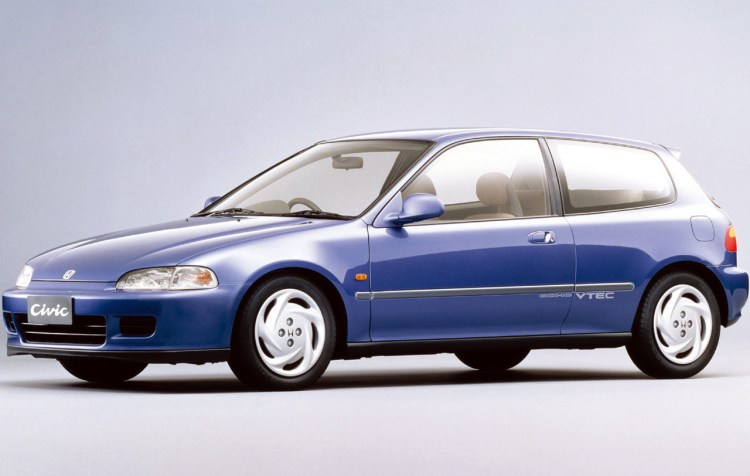 Honda Civic VTI 1