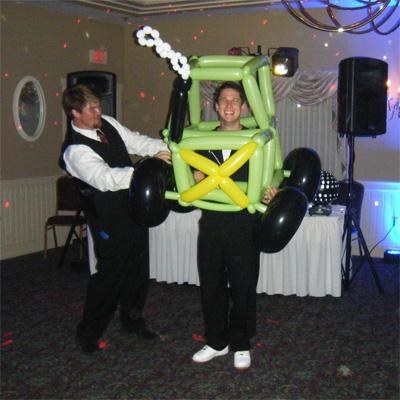 Taking Over the Dance Floor