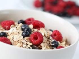 Fiber in Cereal
