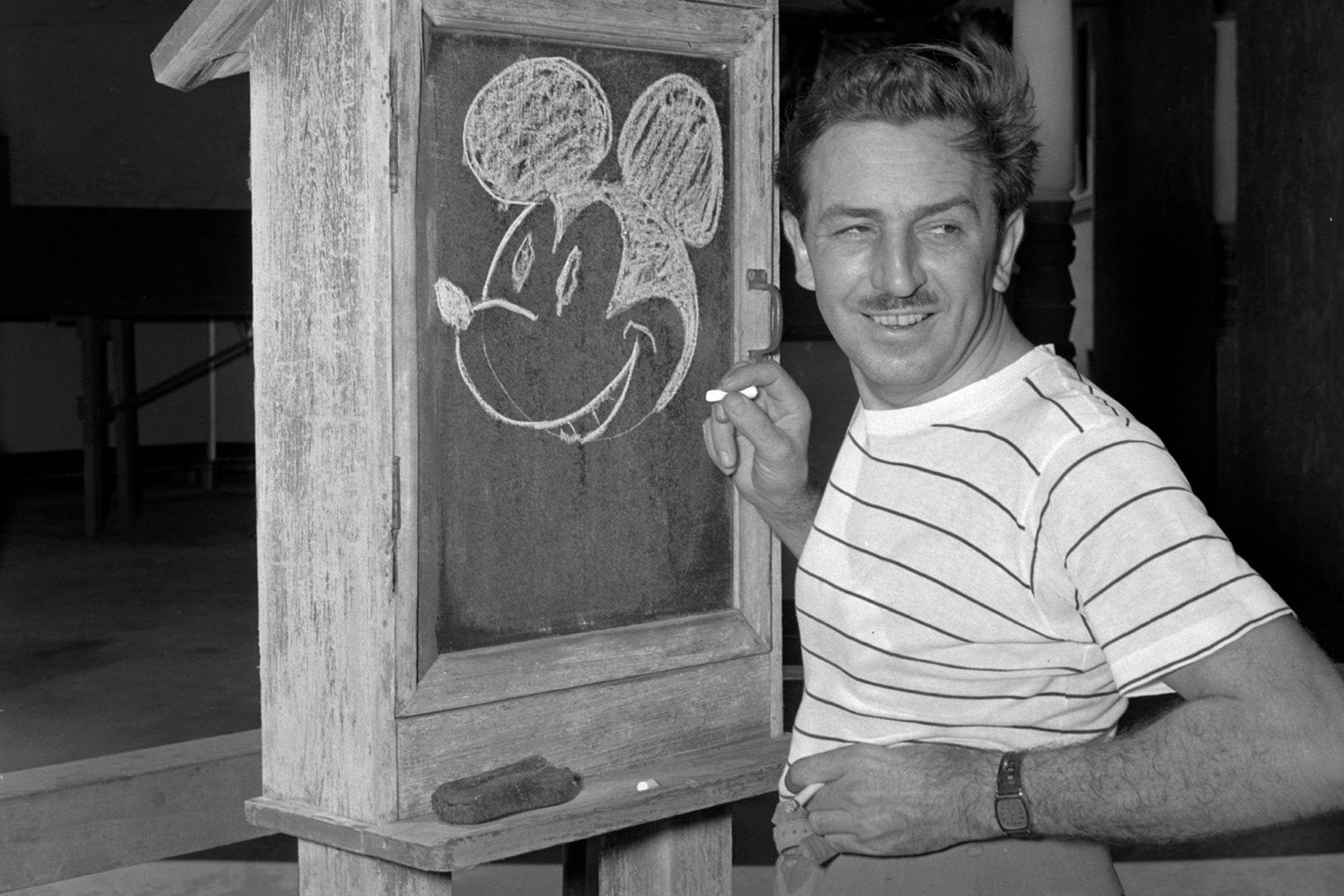 Walt Disney Left Behind a Mysterious Note When He Died   Reader s Digest