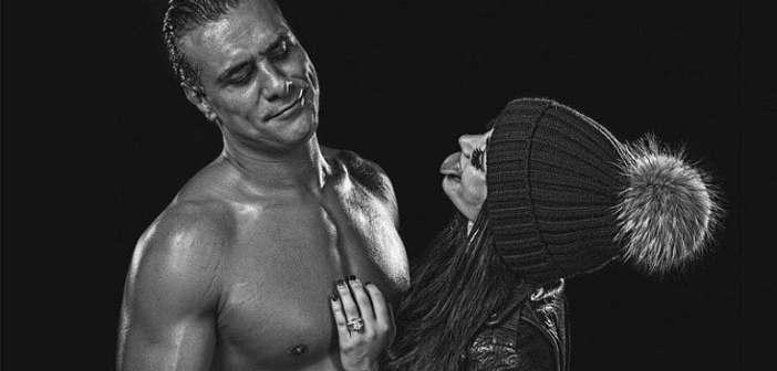 Alberto el Patrón y Paige habrían terminado su relación