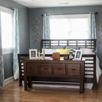 Re-Fabbing a Client's Master Bedroom