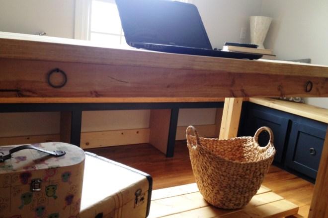 DIY Drawer Pulls {For dirt CHEAP!}