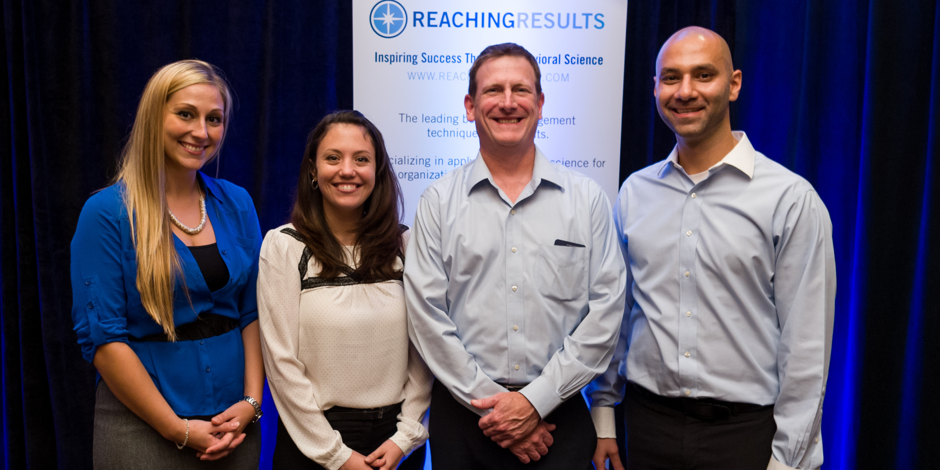 Reaching Results team