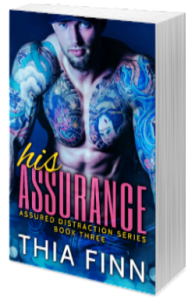 His Assurance by Thia Finn…Release Day Event