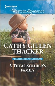 July Harlequin Spotlight: Bon Appétit and a Book with Cathy Gillen Thacker, author of A Texas Soldier's Family