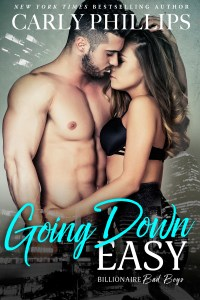 Going Down Easy by Carly Phillips…Book Spotlight